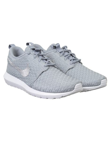angelus paint flyknit nike roshe nm flyknit shoes wolf grey nike from