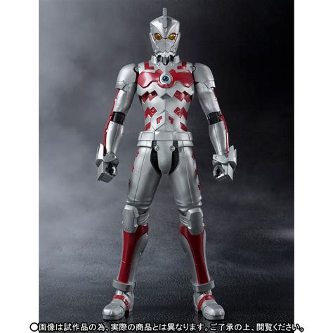 Ultra Act Ace Ultra Act X S H Figuarts Ultraman Ace Suit Official