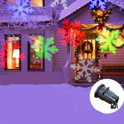 merry christmas projection light projector for decorating outdoors