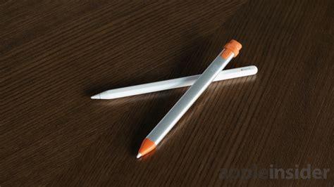 choose apple pencil  logitech crayon  ipad pro