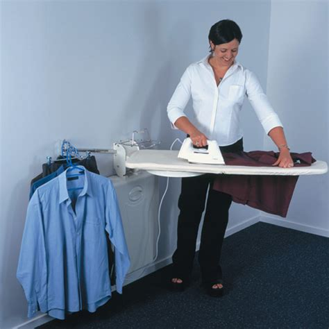 Fold Out Ironing Board And Laundry Center In Ironing Boards Laundry With Ironing Board