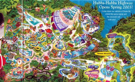 theme park usa map theme park brochures water country usa theme park brochures