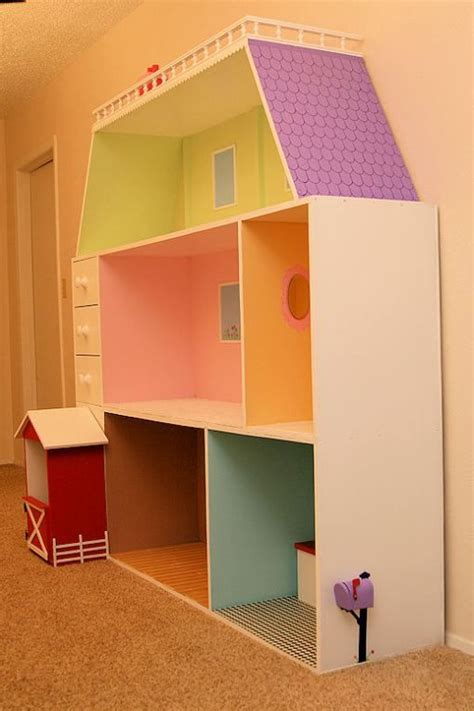 Handmade Dolls House - handmade doll houses for 18 quot dolls also handmade