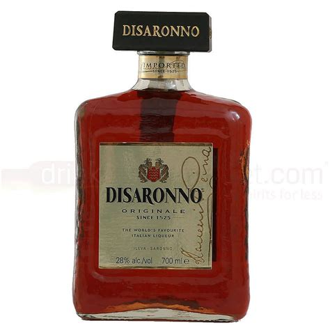 disaronno liqueur 70cl drinksupermarket