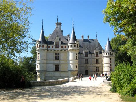 Top 10 Most Beautiful Ch 226 Teaux Of The Loire Valley