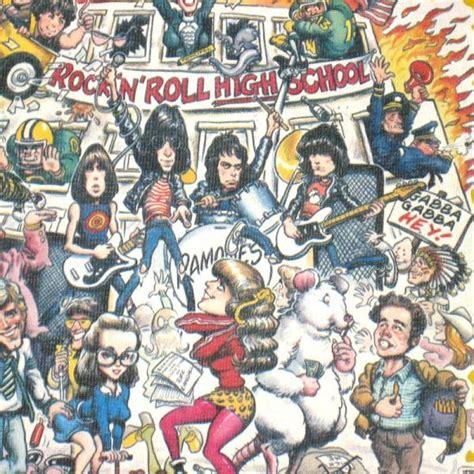 Promo Roll N Go vtg 1979 ramones rock n roll high school promo t shirt 70s