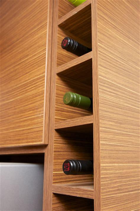 built in wine rack kitchen ottawa by