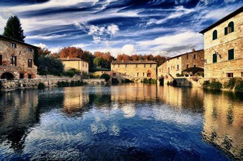 bagni di vignone bagno vignoni una storia lunga 2000 anni tuscanypeople