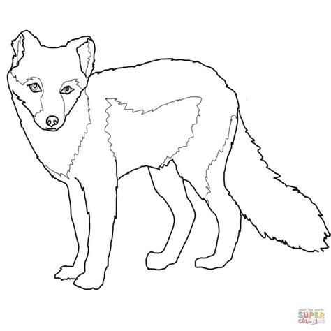 imagenes para dibujar de zorros dibujos zorros para colorear e imprimir