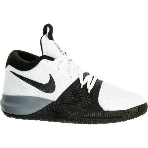 Schuhe Nike Air Max Big Kinder Air More Uptempo C 93 102 assertion shoes white black decathlon