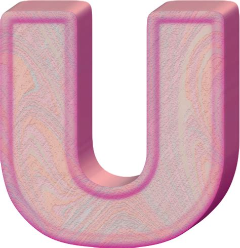 Alfabeth I U 013 by Pin Presentation Alphabet Set Balloon Cool Letter D