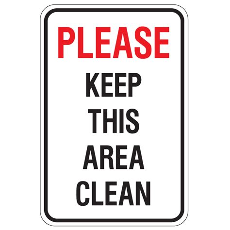free printable keep area clean signs keep clean signage for toilet just b cause