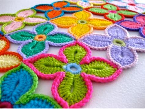 Crochet Pattern Hawaiian Flowers | wonderful diy crochet hawaiian flower with free pattern