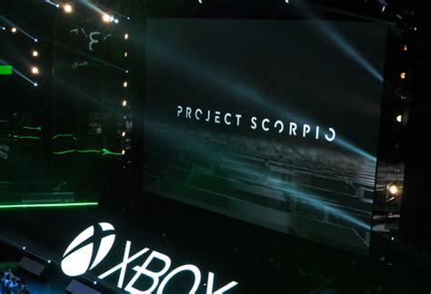 project scorpio xbox one e3 2016 e3 2016 project scorpio is the next xbox will support vr