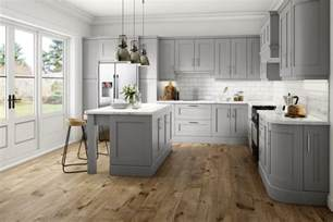 Light Grey Kitchen Cabinets - made to measure kitchens kitchen door replacement bespoke kitchens think kitchens