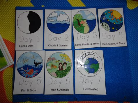 themes in the creation story creation day 3 craft kids coloring europe travel