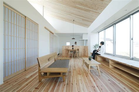 minimalist  sq ft japanese family small house