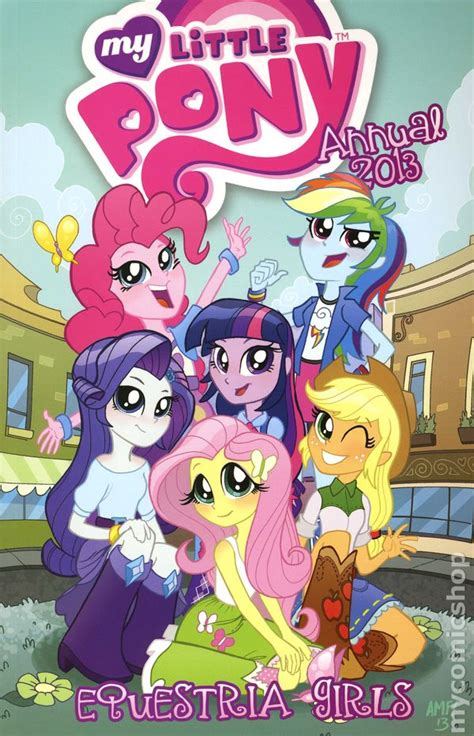my little pony friendship is magic 2012 idw comic books my little pony friendship is magic 2012 idw annual comic