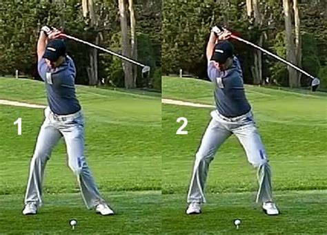 golf swing transition critical analysis of theories