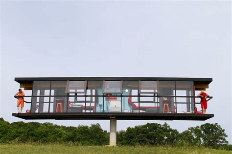 rotating house elevated rotating homes rotating house