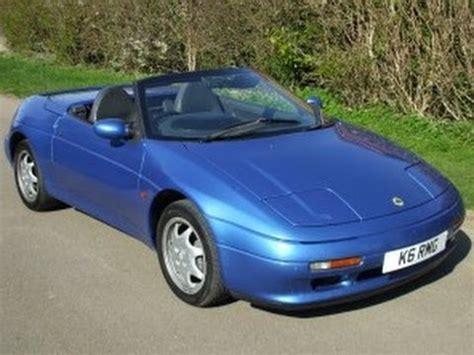 how cars run 1991 lotus elan electronic toll collection image gallery 1991 lotus elan