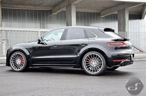 I Porsche Macan Turbo by Up With Hamann Porsche Macan Turbo