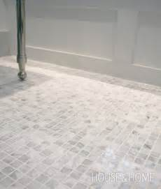 Tile Bathroom Floor by Marble Bathroom Floor Tiles House Amp Home