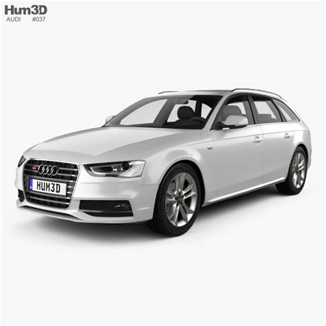 all car manuals free 2013 audi s4 electronic toll collection audi s4 avant 2013 3d model hum3d