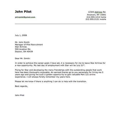 Resignation Letter Qatar Airways sle of airline pilot resignation letter http