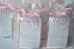 Do it yourself baby shower decorations best baby decoration