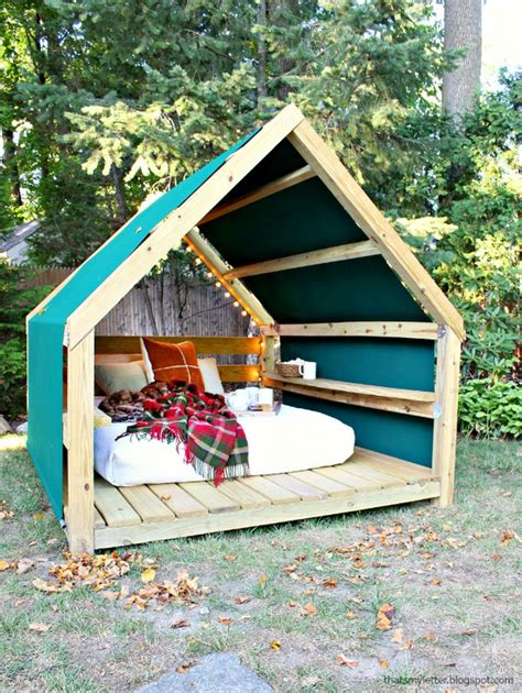 Backyard Cabana Ideas 17 Magnificent Diy Outdoor Furniture Design Adding A Dash Of To Your Home The In