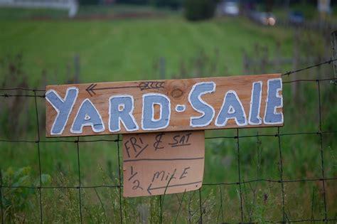 yard sale windermere sun  healthierhappier