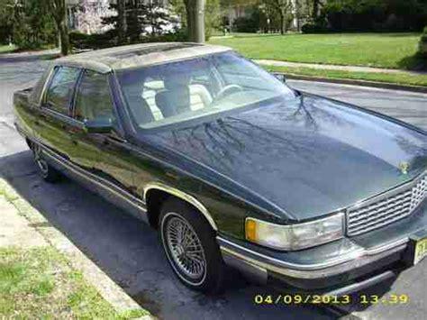 find   cadillac sedan deville  owner estate sale   jersey  miles