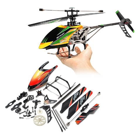 Sparepart Rc wl toys v912 rc helicopter spare parts accessories bag