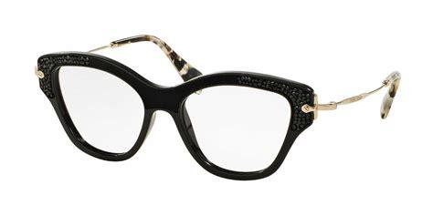 miu miu mu 07ov eyeglasses free shipping