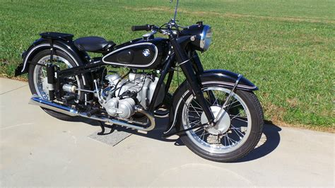 Indian Motorrad 1950 by Restored Bmw R51 2 1950 Photographs At Classic Bikes