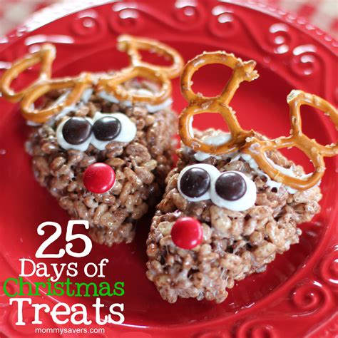 images of christmas treats holiday recipes 25 days of christmas treats mommysavers