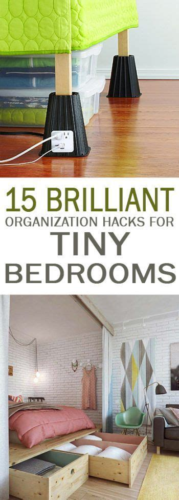 How To Organize A Small Room best 25 small space bedroom ideas on pinterest small