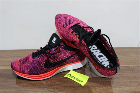 Sepatu Nike Flyknit Original jual sepatu nike flyknit racer acai berry original