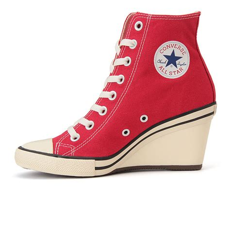sneakers with high heels converse all wedge hi high heel sneakers