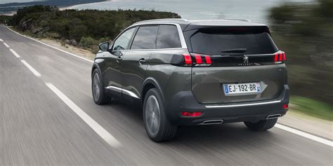 peugeot 2006 suv 2018 peugeot 5008 pricing and specs photos