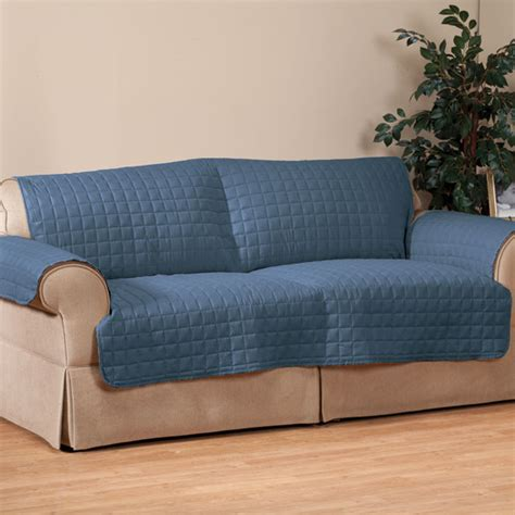 oakridge comforts microfiber loveseat protector furniture protectors