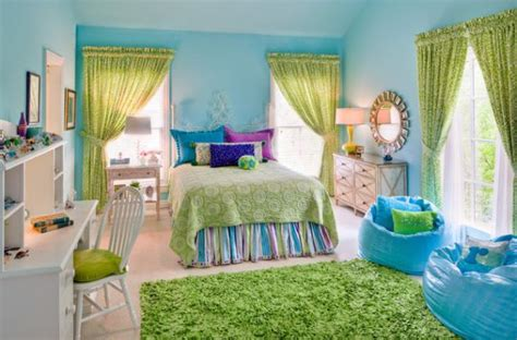 turquoise childrens bedroom 10 colorful kids room interior d 233 cor ideas