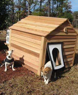 dog house with ac air conditioned dog houses