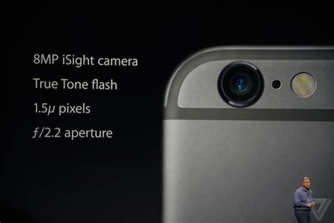iphone 6 megapixel apple unveils iphone 6 with 4 7 inch retina hd display