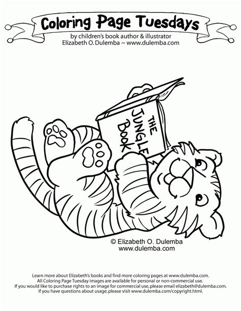 45 dulemba coloring page tuesday library mouse coloring