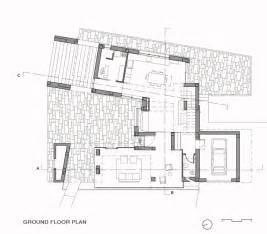 Modern Villa Floor Plan World Of Architecture Modern Villa Di Gioia By Pedone