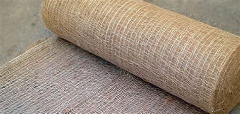 Coir Fiber Matting Erosion by Sai Cocopeat Pvt Ltd Leading Manufacturer And Exporters