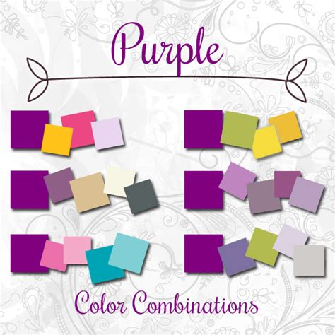 colors that look good with purple sunshine shoppe s spotlight color of the week purple
