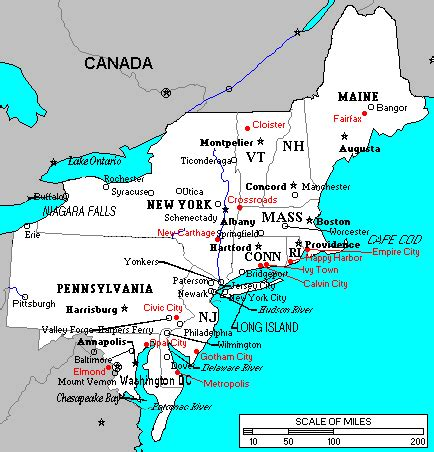 washington dc in world map dc where is gotham city located science fiction